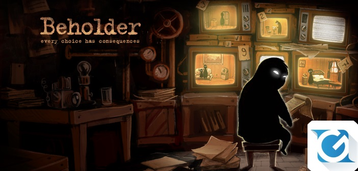 Beholder Complete edition e' disponibile per XBOX One