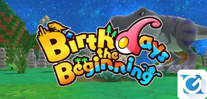 Birthdays the Beginning e' disponibile per Playstation 4
