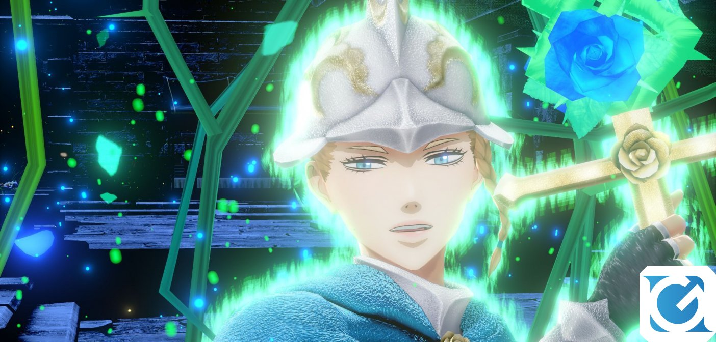 Charlotte è giocabile in BLACK CLOVER: QUARTET KNIGHTS