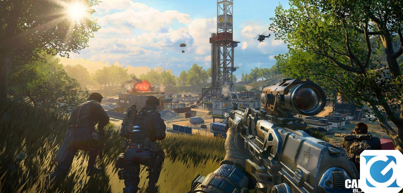 Un lancio da record per Call of Duty: Black Ops 4