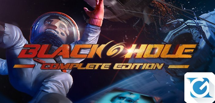BLACKHOLE: Complete Edition e' disponibile per Playstation 4