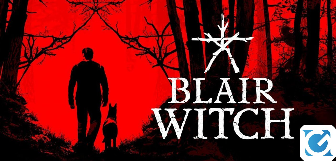 Blair Witch è disponibile in edizione fisica per PS 4 e Xbox One