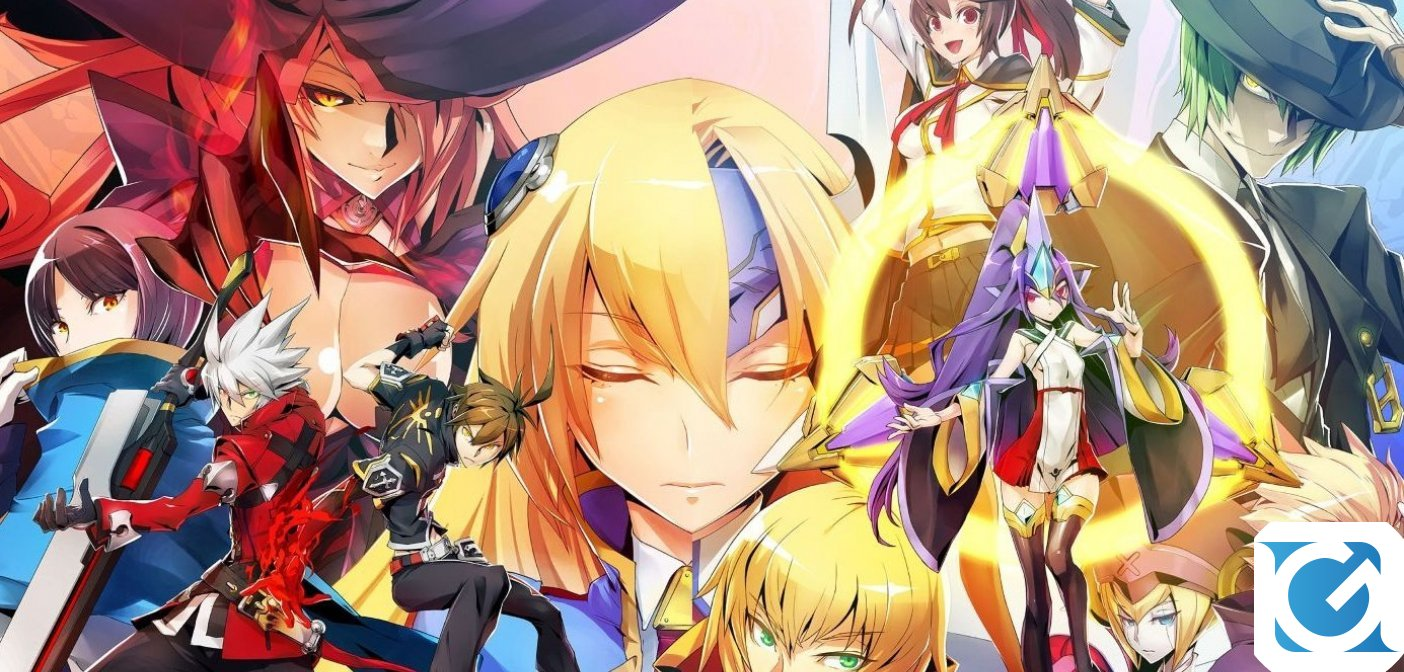 BLAZBLUE CENTRALFICTION Special Edition è disponibile per Nintendo Switch