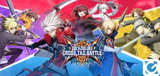 BlazBlue: Cross Tag Battle 2.0 è disponibile per PC e PS 4