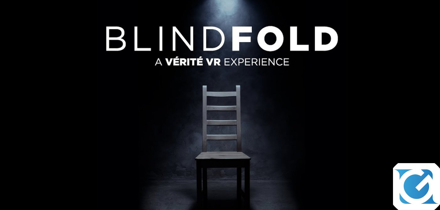 Blindfold annunciato per Playstation VR