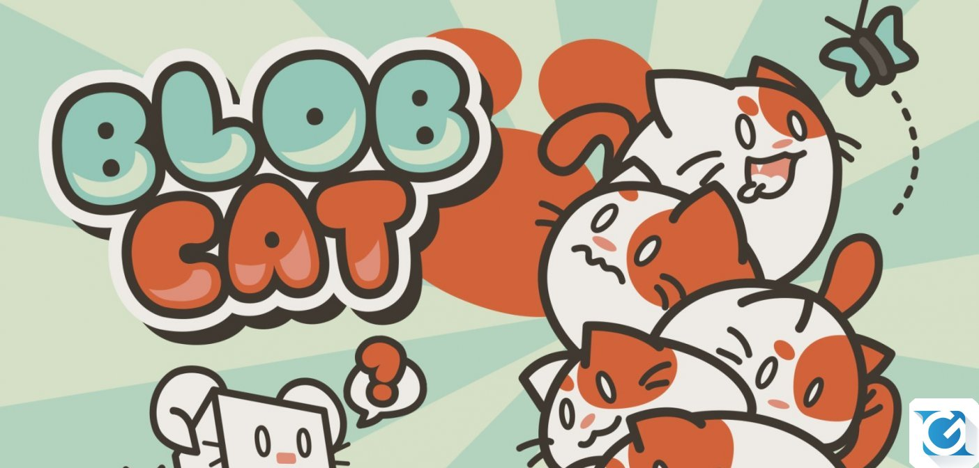 Blobcat arriva su Switch il 9 agosto!
