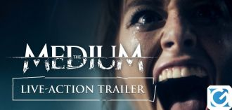 Bloober Team svela un nuovo trailer live action per The Medium