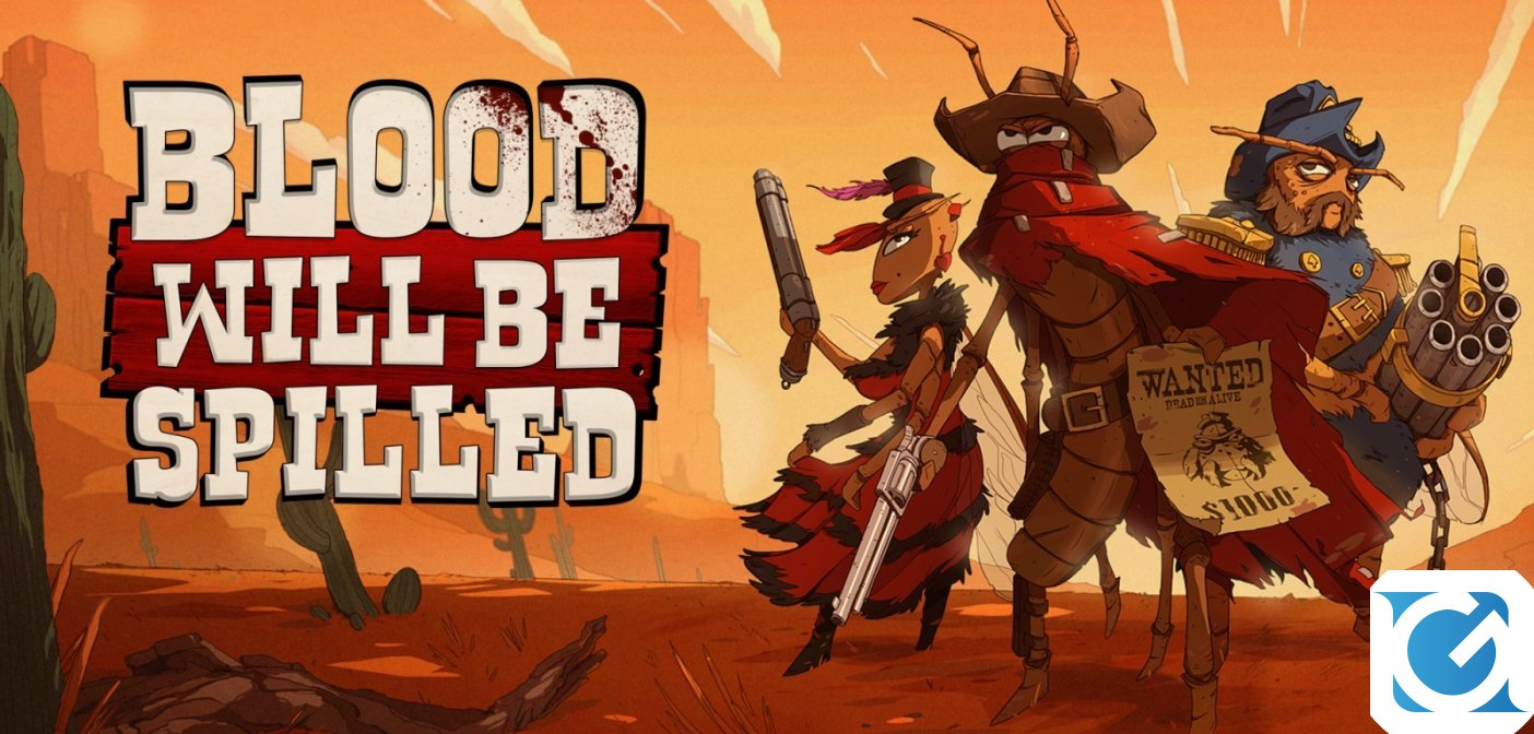 Blood will be Spilled arriva su Switch a febbraio