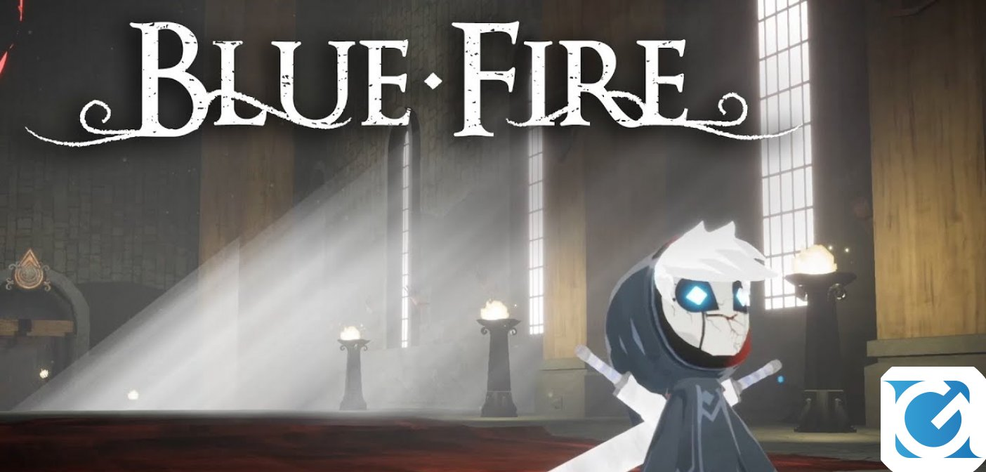 Blue Fire ha una data d'uscita