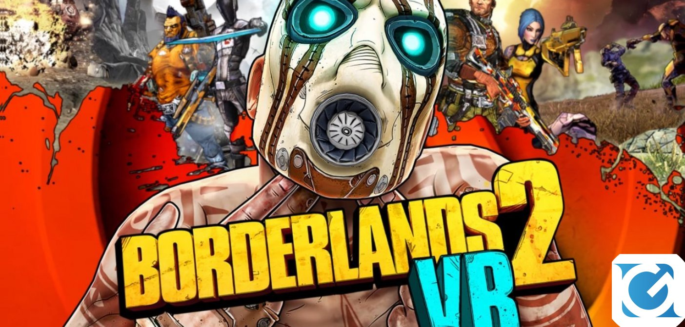 Borderlands 2 VR è disponibile da oggi per PlayStation VR