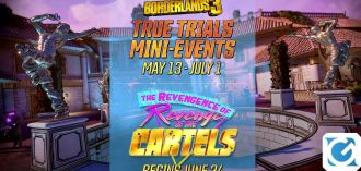 Borderlands 3: al via una serie di mini-eventi