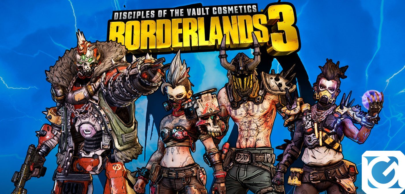 Borderlands 3 Director's Cut è disponibile