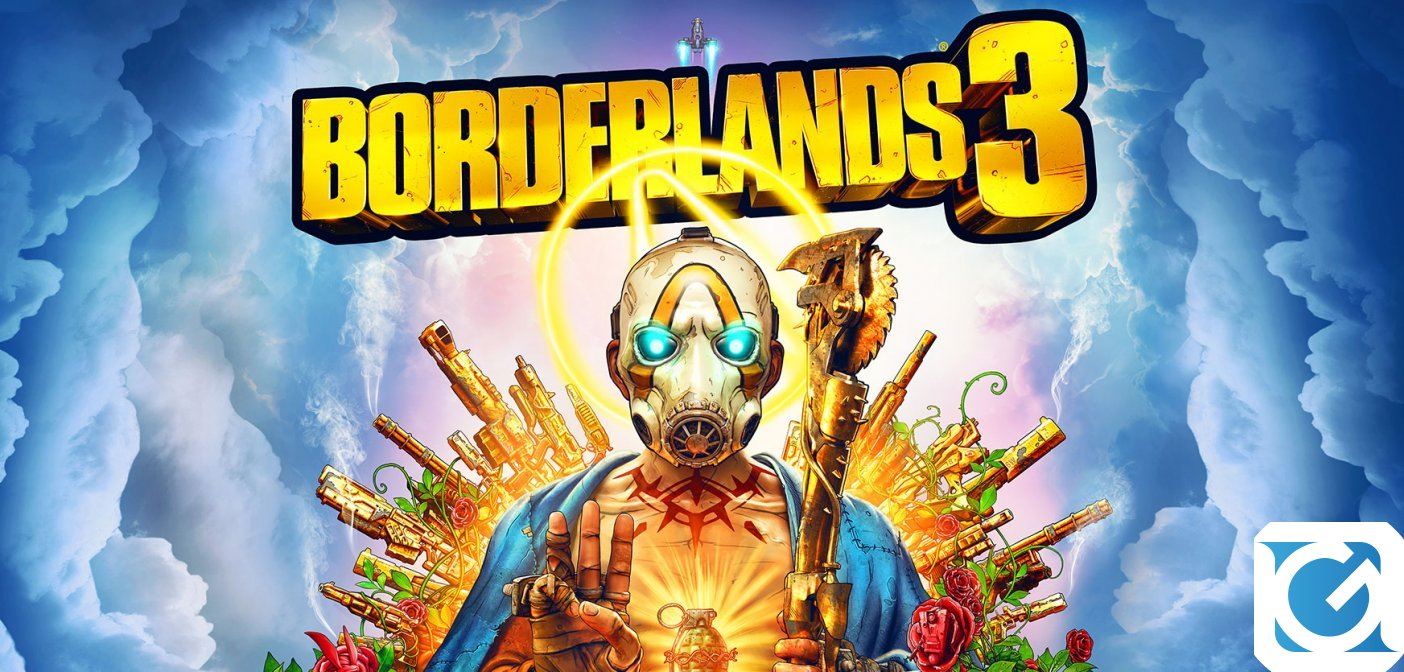 Borderlands 3 è disponibile per PC e console: il Caos è qui