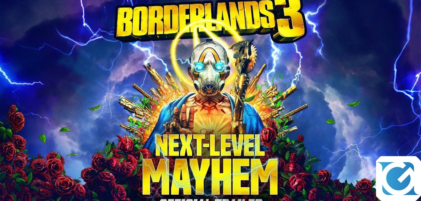 Borderlands 3 è disponibile su XBOX Series X e Playstation 5