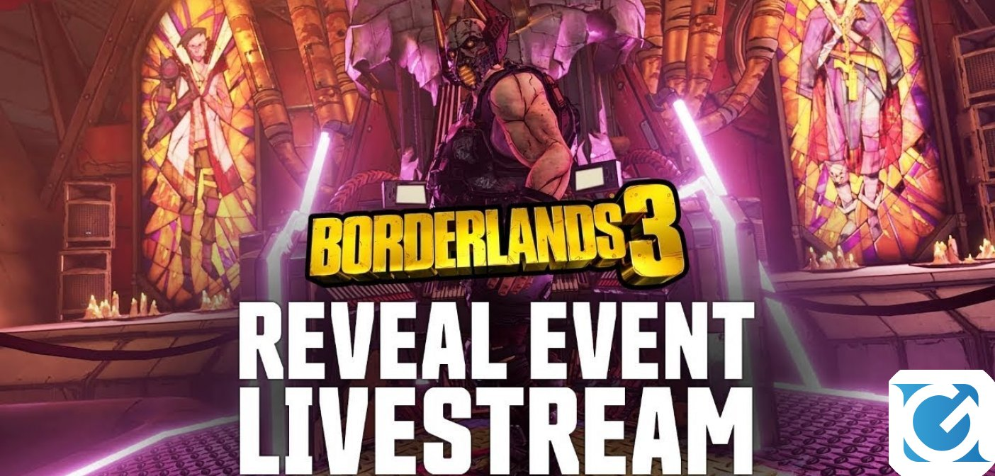 Nuovo trailer e video gameplay per Borderlands 3