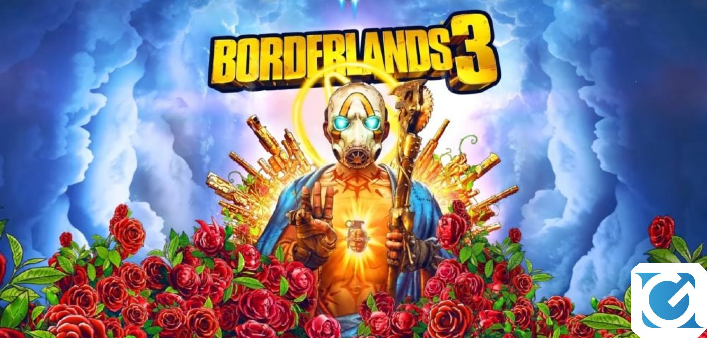 Twitch, Gearbox e 2K insieme per Borderlands 3