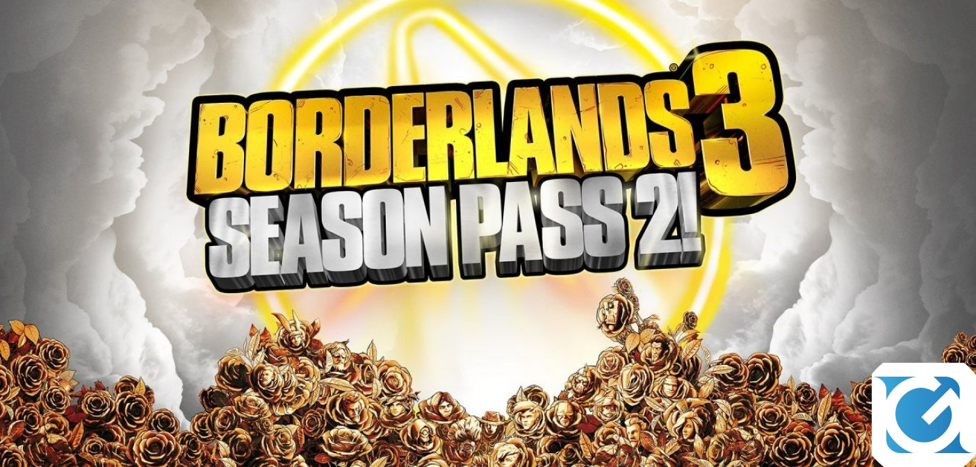 Borderlands 3: novità sul Season Pass 2
