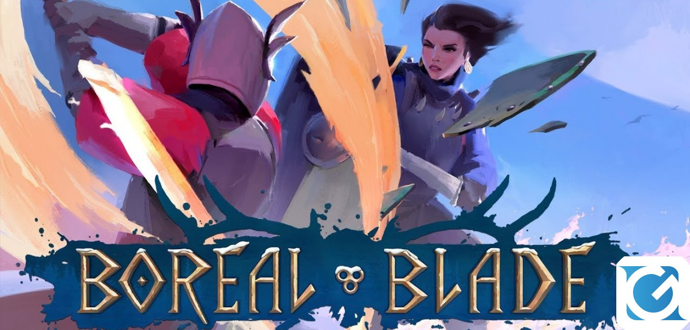 Boreal Blade è disponibile su Switch