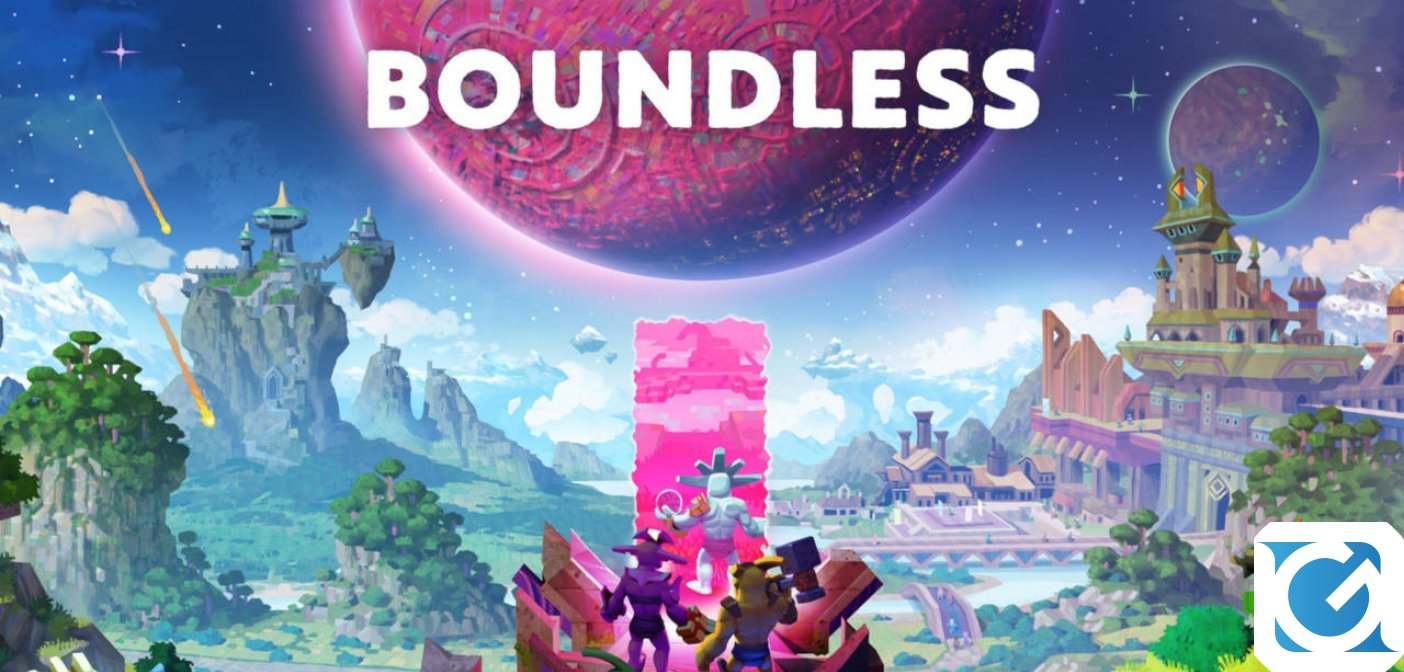 Boundless riceve il primo update importante: Empires