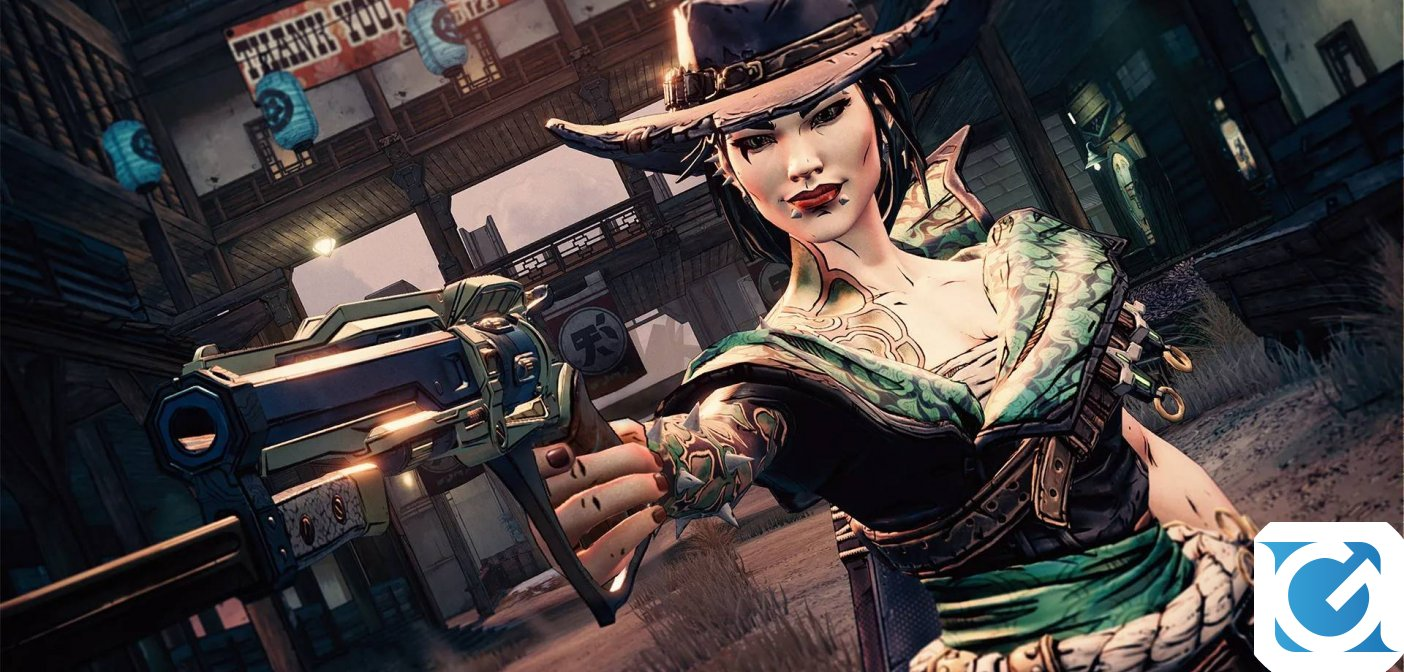 Bounty Of Blood per Borderlands 3 è disponibile per PC e console