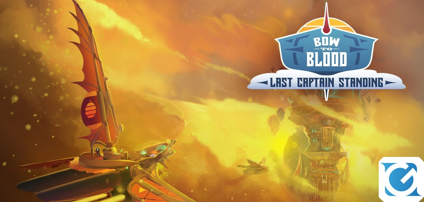 Bow to Blood: Last Captain Standing arriverà ad aprile su console e PC