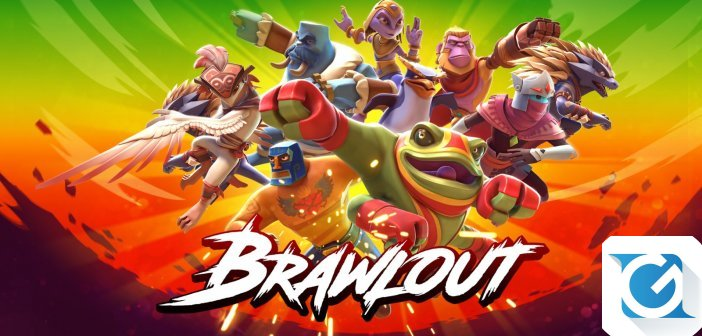 Brawlout e' disponibile in versione fisica per Nintendo Switch