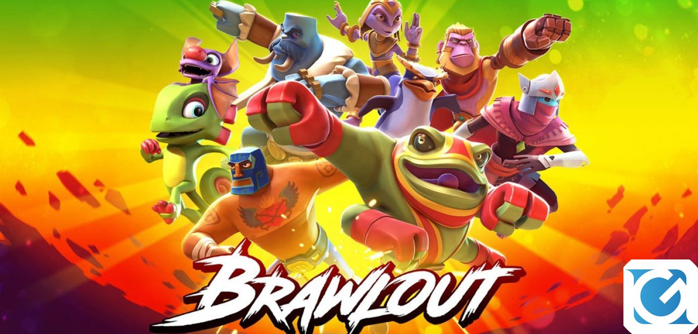 Brawlout e' disponibile su XBOX One