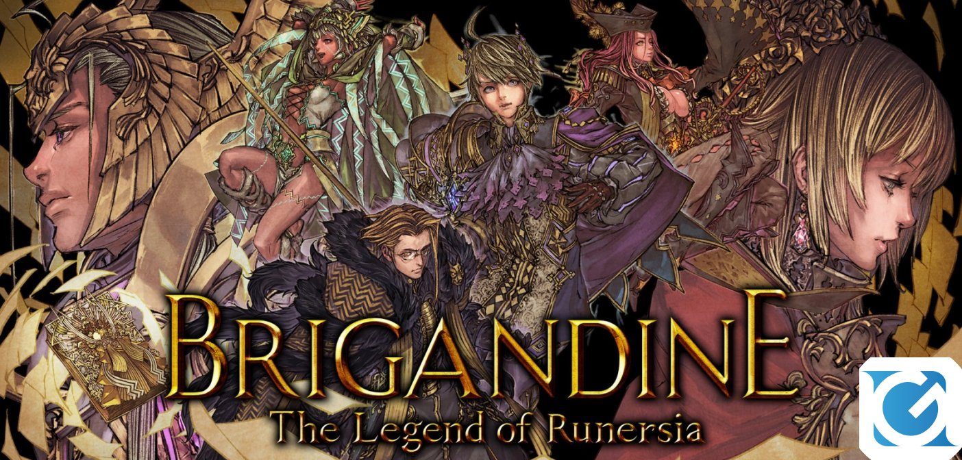 Brigandine: The Legend of Runersia