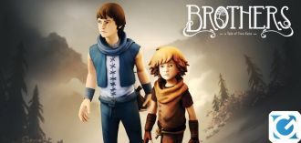 Brothers: A Tale of Two Sons arriva su Switch a fine maggio