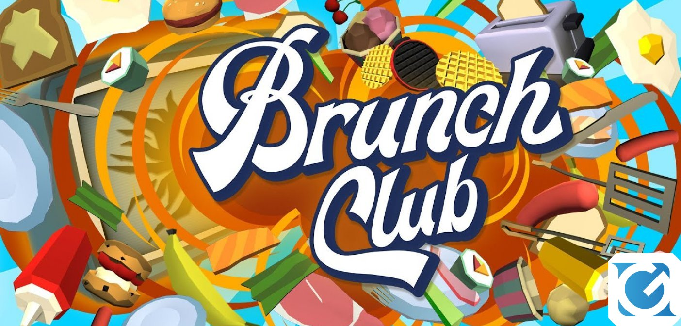 BRUNCH CLUB arriva su PS4 e XBOX One l'11 agosto