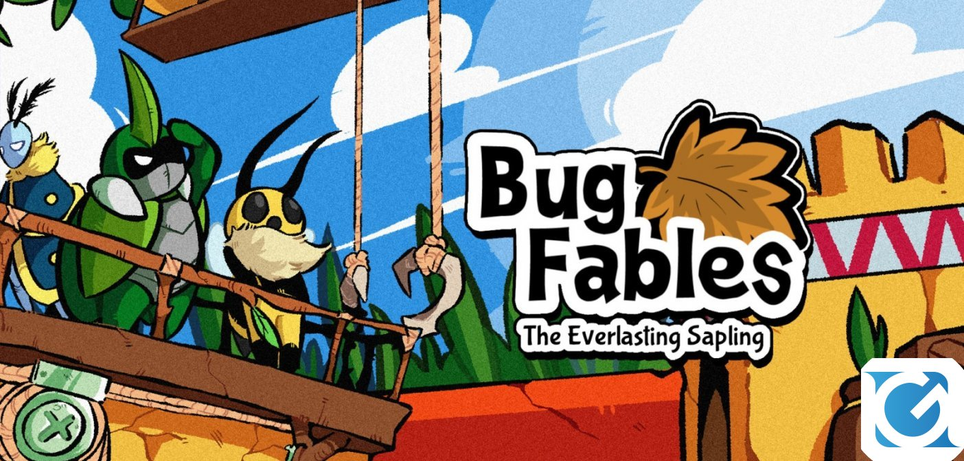 Recensione Bug Fables: The Everlasting Sapling per Nintendo Switch - Un'epica avventura tra insetti