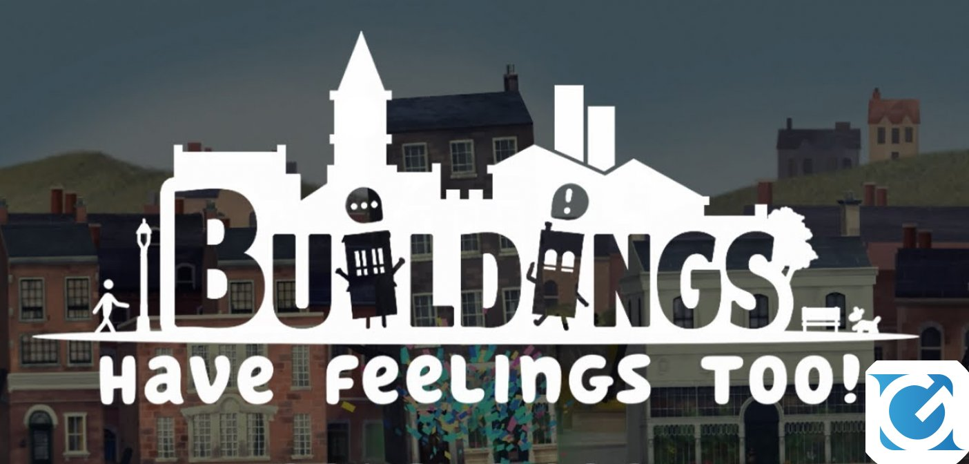 Buildings Have Feelings Too! arriva su PC e console ad aprile