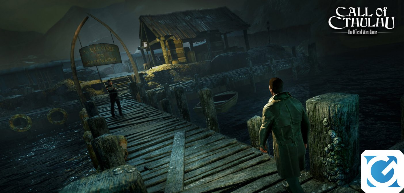 Call of Cthulhu è disponibile su Nintendo Switch