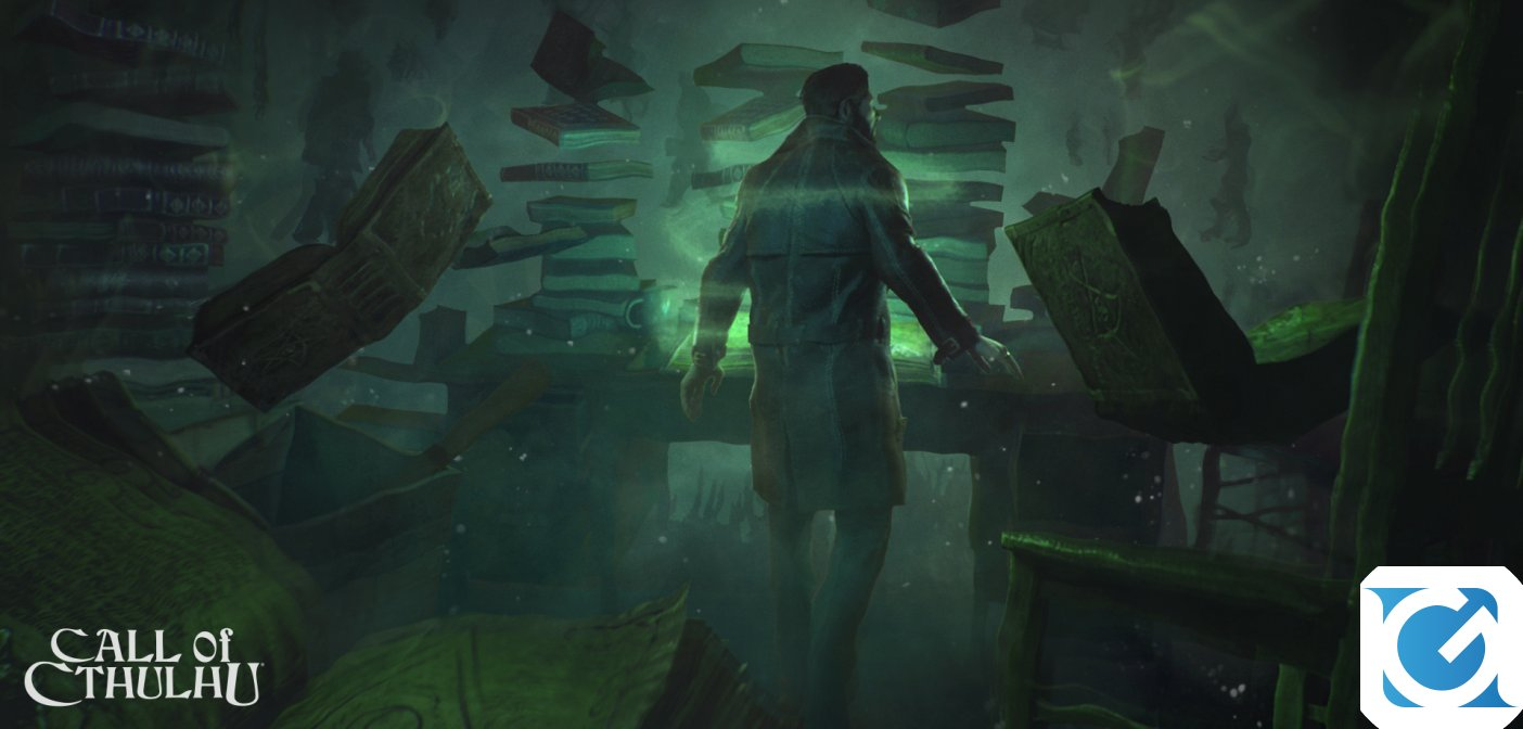 Pubblicato l'Accolade Trailer per Call of Cthulhu