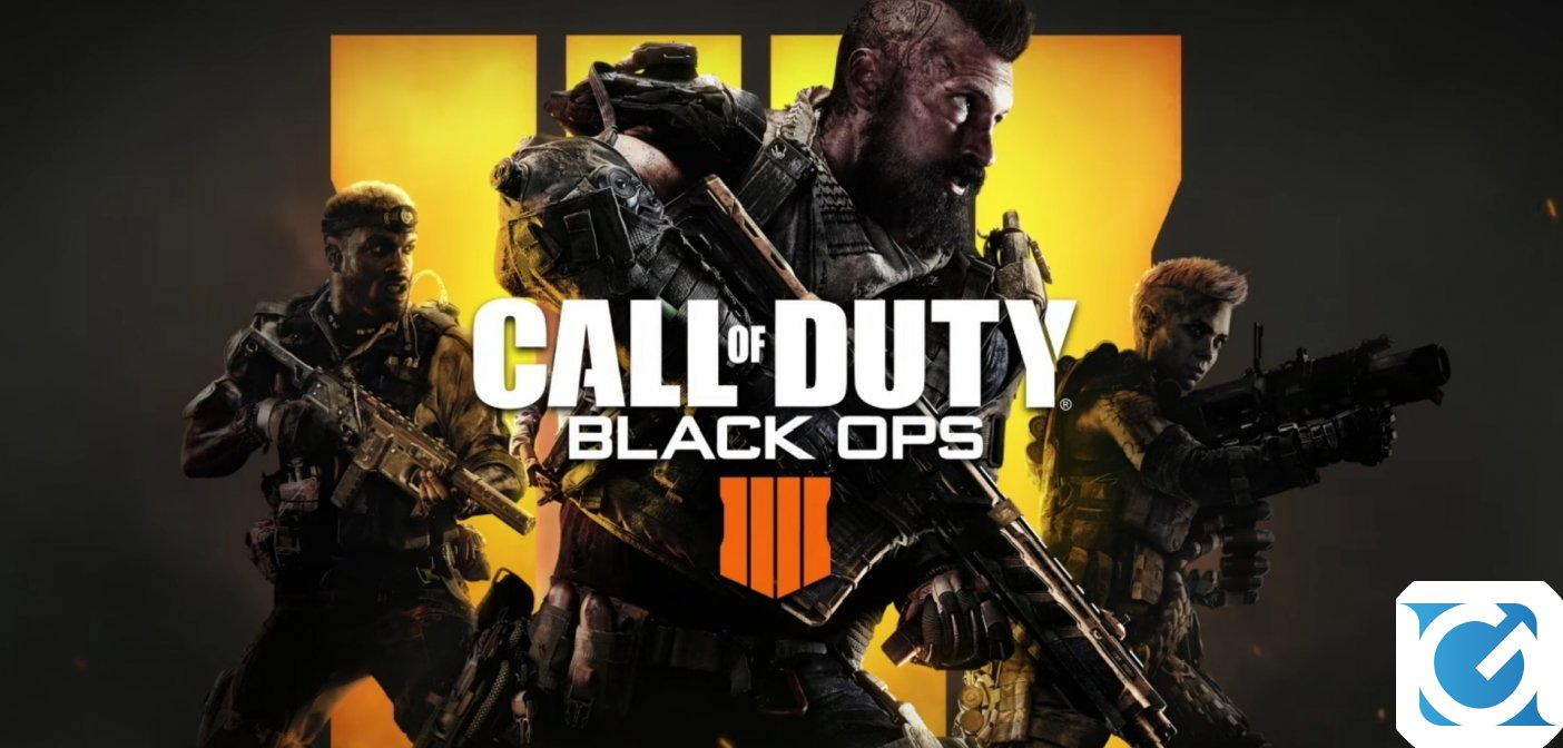 La Beta di Blackout Call of Duty: Black Ops 4 e' disponibile (prima) per Playstation 4