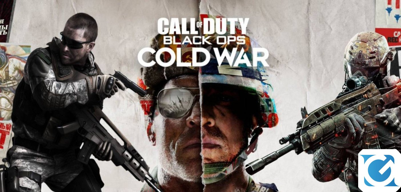 Call of Duty Black Ops: Cold War, al via i pre-load per chi ha prenotato