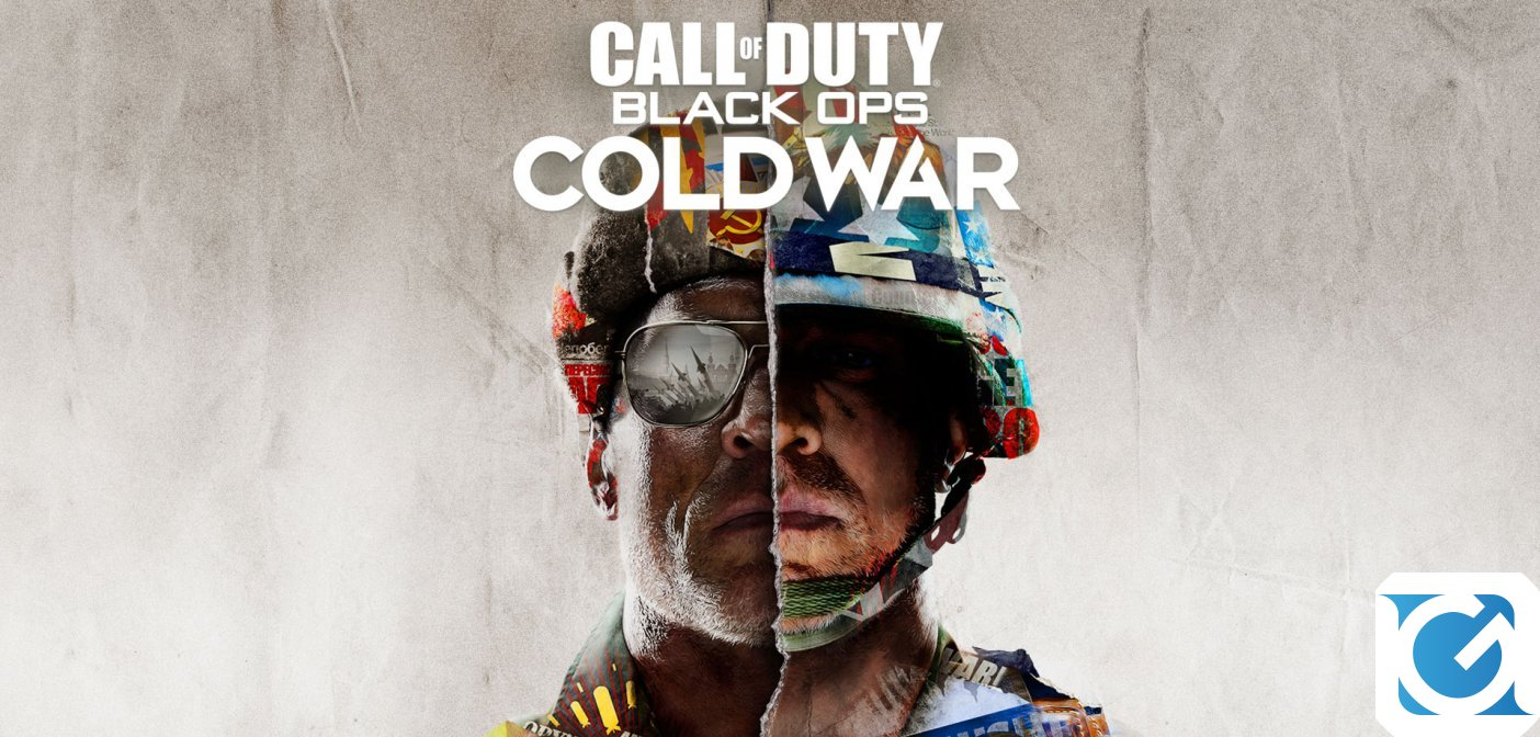 Call of Duty Black Ops: Cold War è disponibile su PC e console