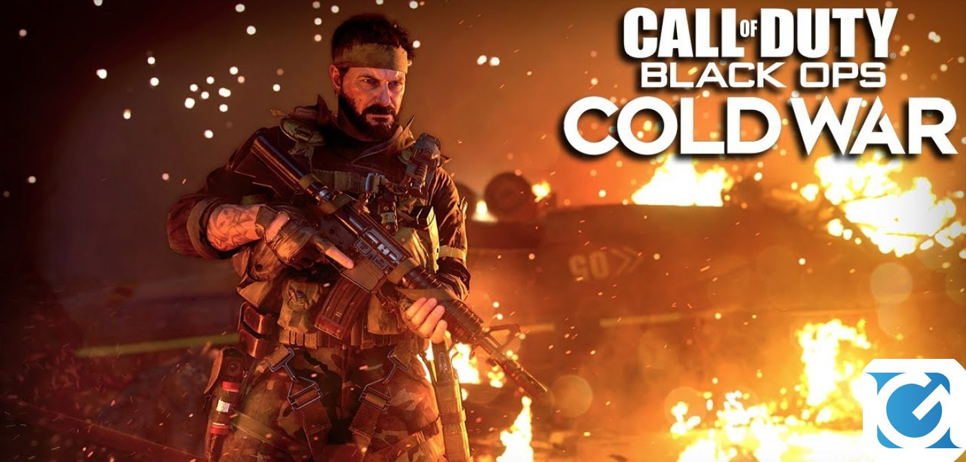 Call of Duty: Black Ops Cold War sarà disponibile dal 13 novembre