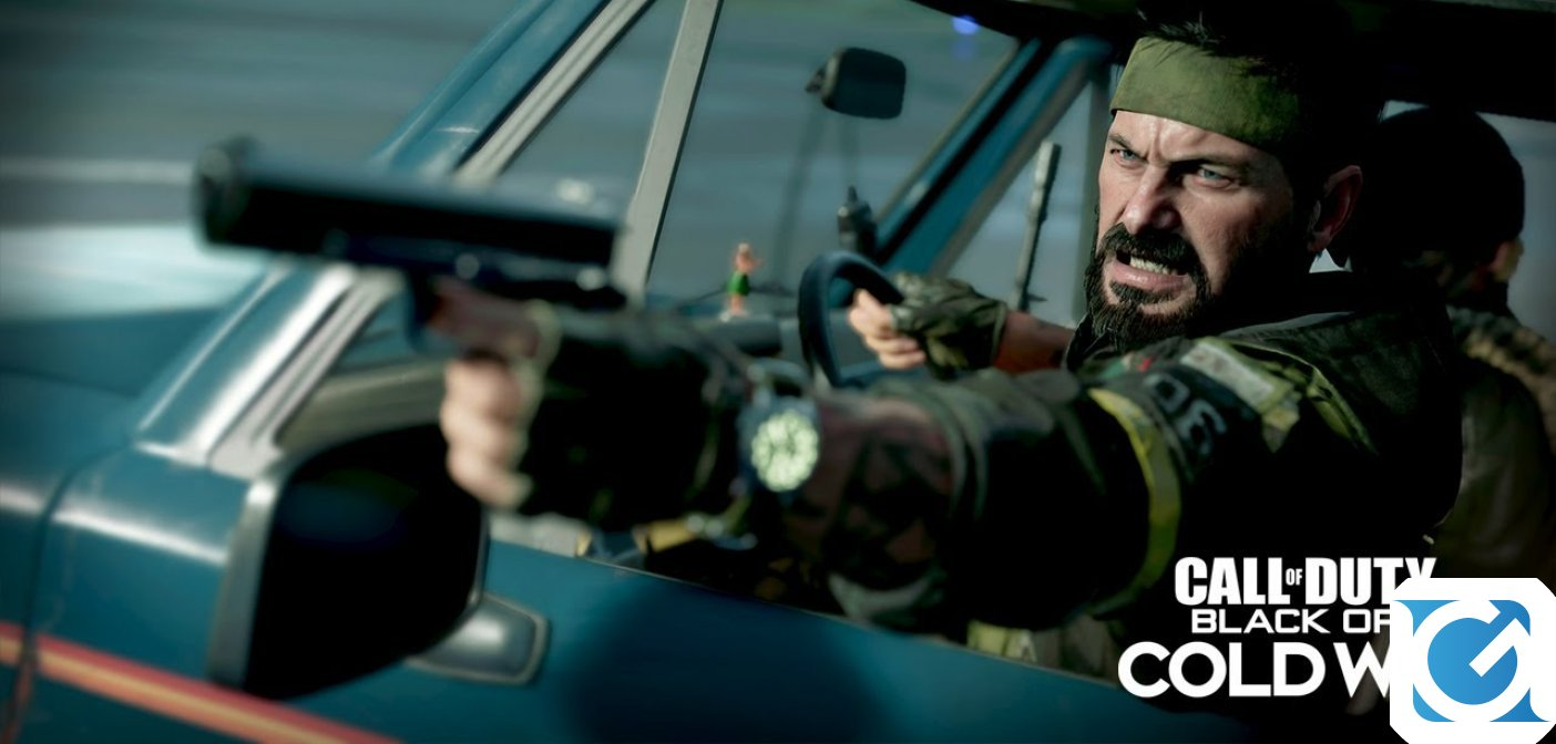 Call of Duty: Black Ops Cold War si mostra in un nuovo teaser