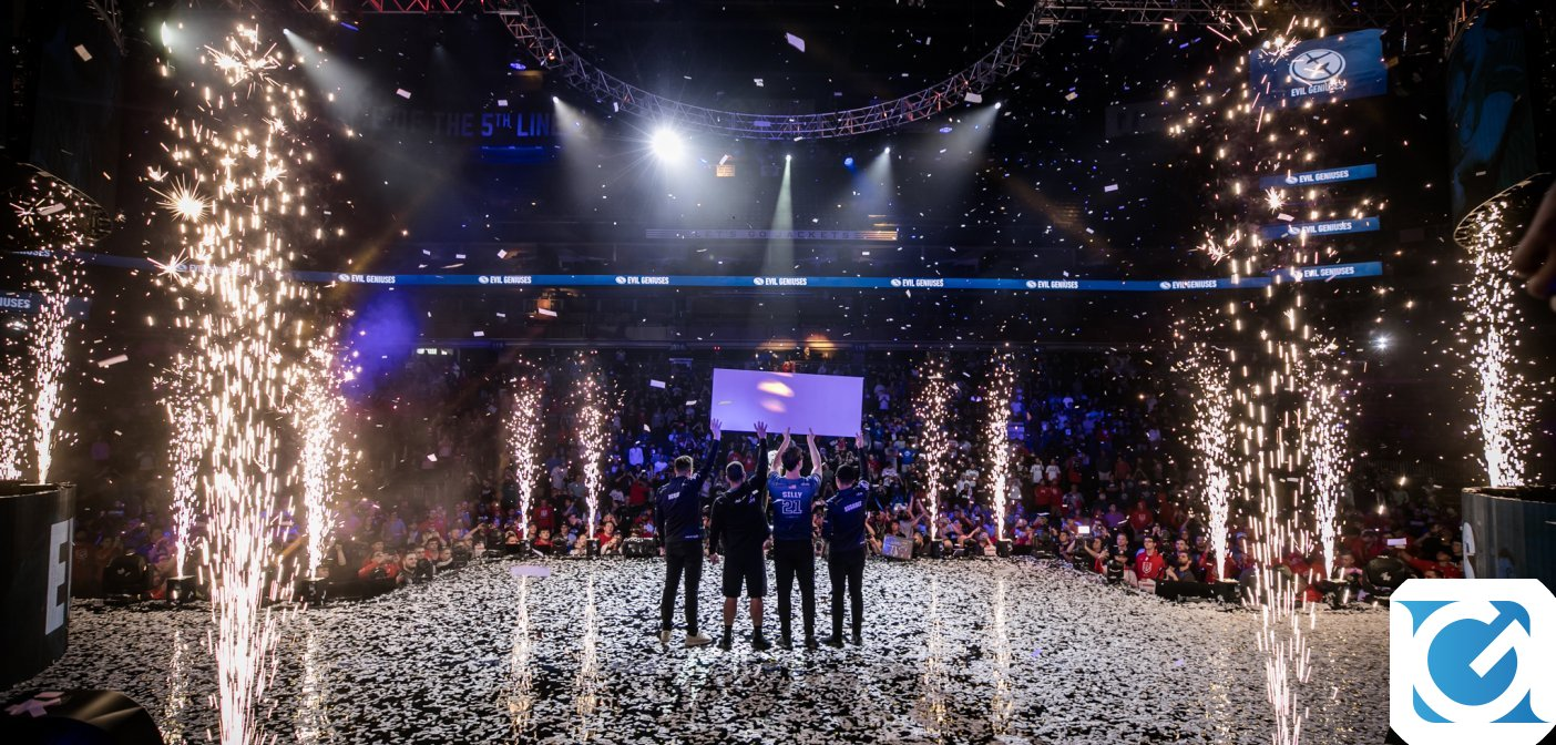 eUnited vince il Campionato Mondiale di Call of Duty