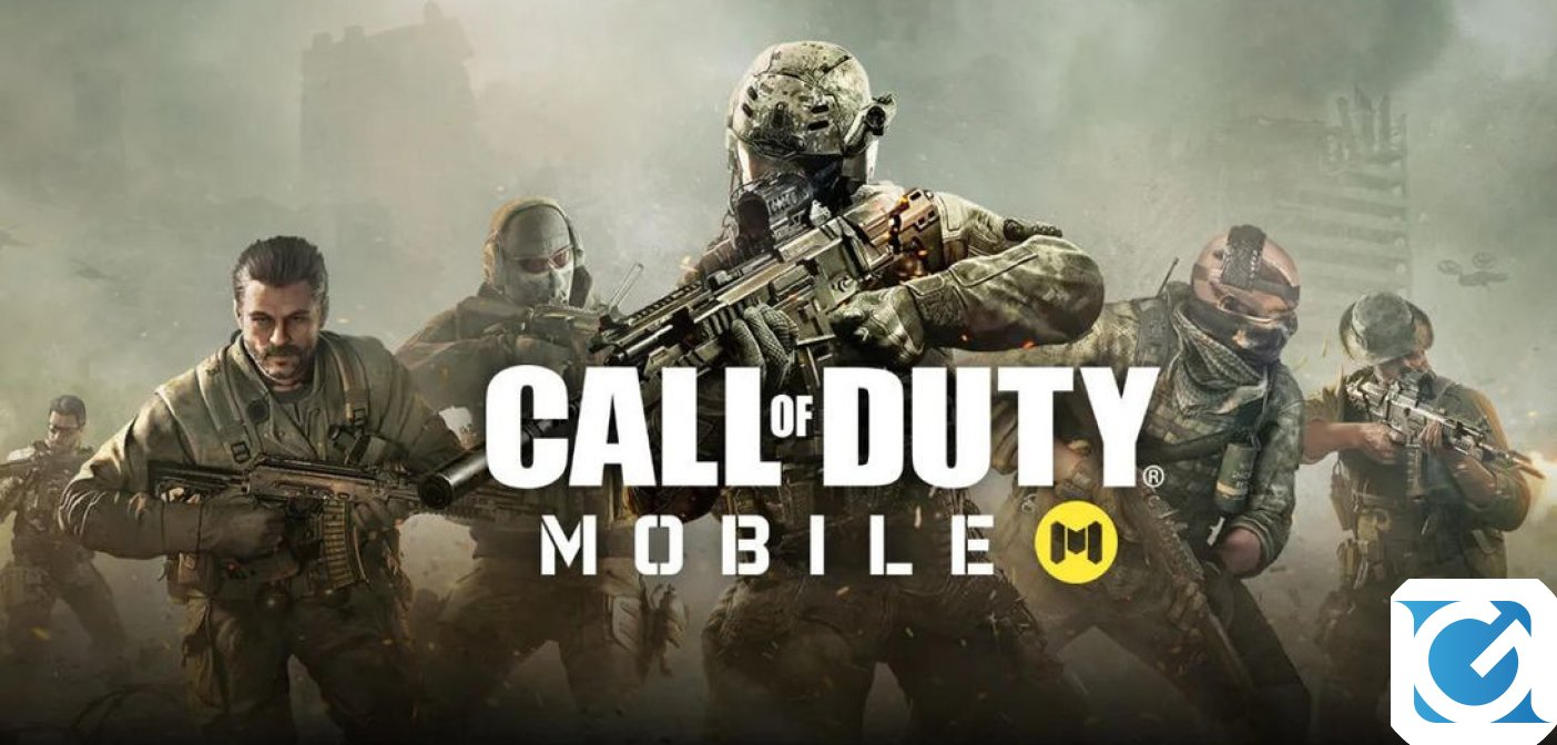 Call of Duty: Mobile è disponibile gratuitamente per Android e iPhone