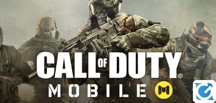 Activision svela Call Of Duty Mobile