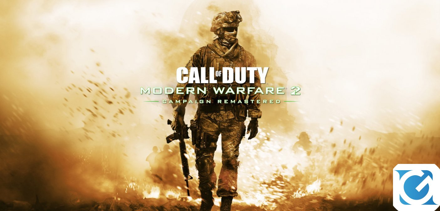 Recensione Call of Duty: Modern Warfare 2 Campaign Remastered per XBOX One - Torna il COD più bello