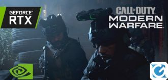 Call of Duty: Modern Warfare in bundle con le GPU GeForce RTX
