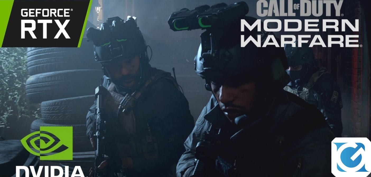 Call of Duty: Modern Warfare integra ora NVIDIA Ansel e il supporto per Highlights