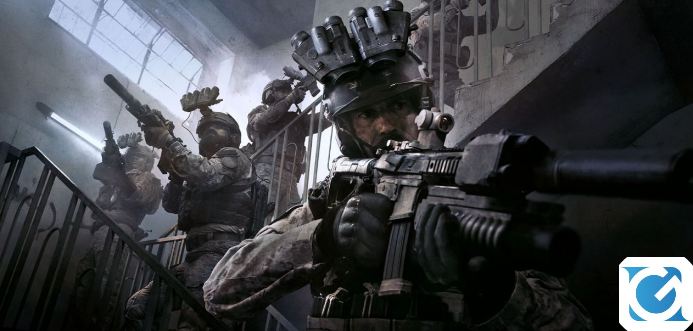 Call of Duty: Modern Warfare protagonista al Lucca Comics & Games 2019