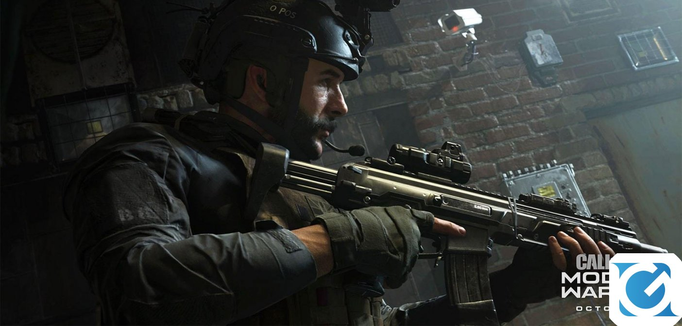 Call of Duty: Modern Warfare protagonista di Lucca Comics & Games 2019
