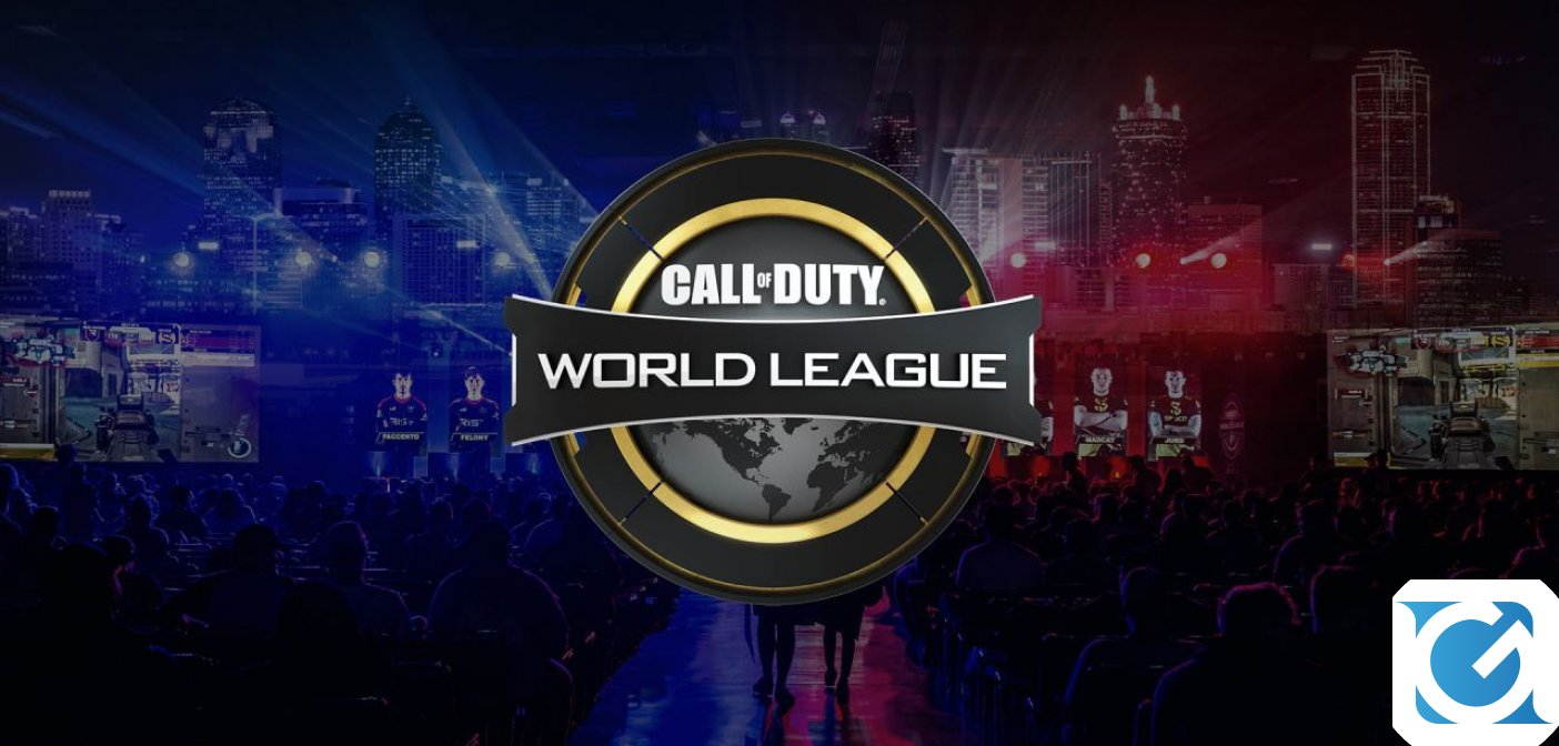 Activision Blizzard: Los Angeles e Minnesota si uniscono alla nuova Call of Duty esports league
