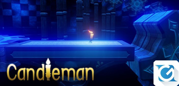Candleman e' disponibile per Playstation 4