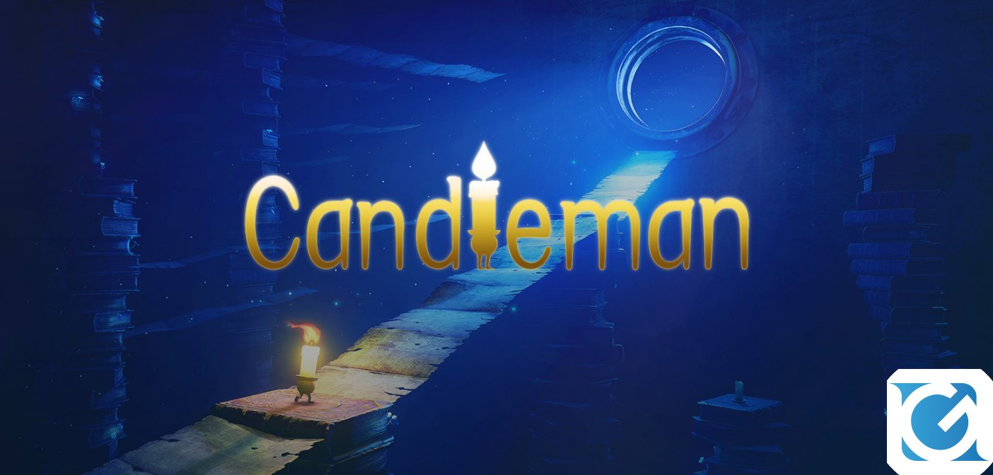 Candleman: The Complete Journey e' disponibile su Steam